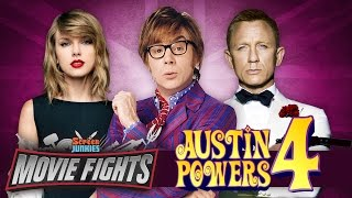 Pitch Austin Powers 4 - MOVIE FIGHTS!! by Screen Junkies