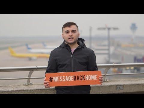 رسالة إلى الوطن