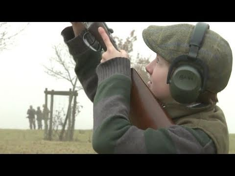 Fieldsports Britain – Kids' game shooting day and our Christmas party, episode 57