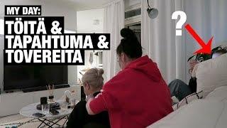 MY DAY: TYÖTÄ & TAPAHTUMAA & TOVEREITA | Henry Harjusola