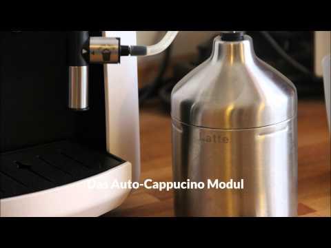 Review Kaffeevollautomat Krups EA 8245 deutsch
