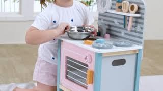 Medinė virtuvėlė | PolarB | Viga 44027