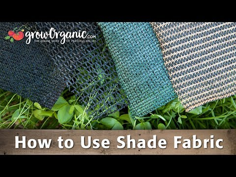 , title : 'How to Use Shade Fabric & Protect Your Plants from the Extreme Summer Heat