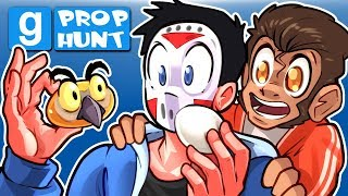 Gmod Ep. 76 PROP HUNT! - SUPER LATE LOST EASTER VIDEO FOUND! (Garry's Mod Funny Moments)