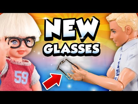 Barbie - Does Tommy Need Glasses? | Ep.227