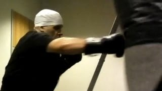 How to Work the Heavybag