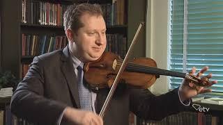 1686 Violin Played in Charleston