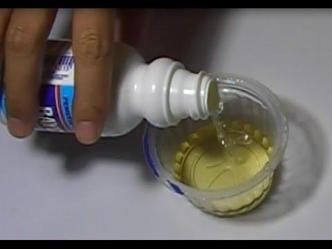 Corps diabète odeur