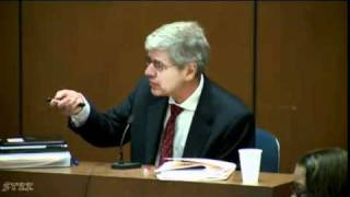 Conrad Murray Trial   Day 14, Part 2