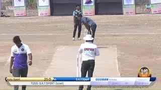 SKT Sports  Vs Kalu Sports --SKT SHAKTI CHASHAK  2019 HIRYACHAPADA-