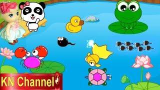 Trò chơi KN Channel CÂY BÚT THẦN KỲ VẼ CUỘC SỐNG CON ẾCH