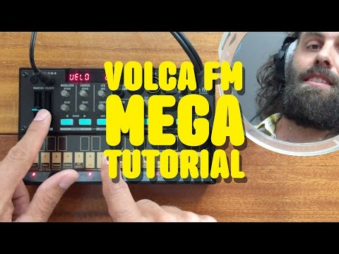 iOS editor / librarian for Korg Volca FM — Audiobus Forum