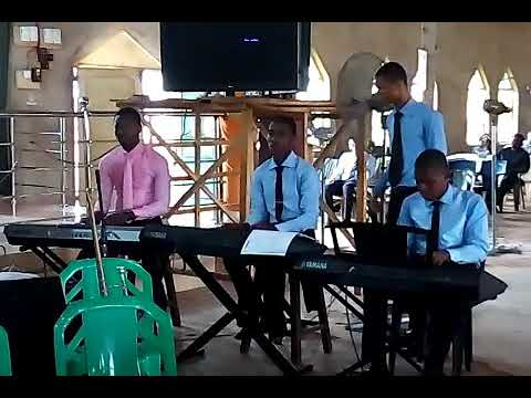 DLCF Choir, Enugu State@Models of Grace Campus congress 2018.