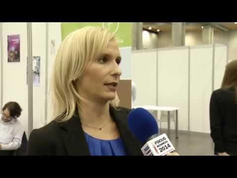 Entrevista a Carolina Garcia en el #DPECV2014