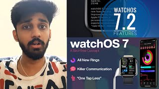 What's New in watchOS 7.2! | ENGLISH | TECHBYTES