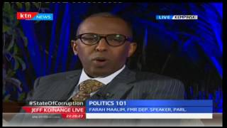 JKL: Politics 101-Markets plummet after Donald Trump Win,9/11/16 Part 1