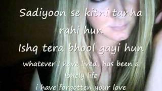 Jannat - Lambi Judai ** Lyrics in Hindi & English