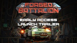 Forged Battalion STEAM cd-key GLOBAL