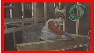 How To Refinish Wood Furniture  How To Restore Old Furniture  DIY Furniture Restoration 2 Of 3