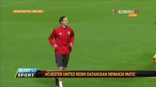 Kedua Kalinya Jose Mourinho Rekrut Nemanja Matic, Diboyong dari Chelsea ke Manchester United