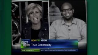 True Generosity This Holiday Season | Suze Orman