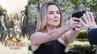 Olga Pierde El Control En La Boda De Sergio | En Tierras Salvajes | Televisa