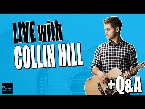 Live Q&A w/ Special Guest Collin Hill
