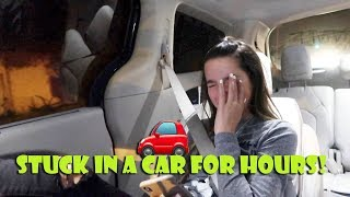 Stuck in a Car for Hours 🚗 (WK 363.3) | Bratayley