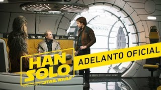 Trailer of Han Solo: Una historia de Star Wars (2018)