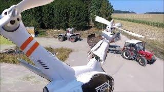 6x Agriculture Drone Crash - Fail 2013 -2016 Phantom 4 Walkera QR X350