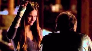 The Vampire Diaries 4x09 Damon and Elena (Part 3)