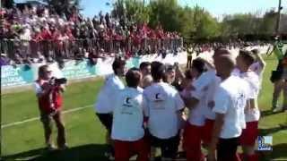 preview picture of video 'Pro Piacenza, il sogno è realtà. Rossoneri in Lega Pro'