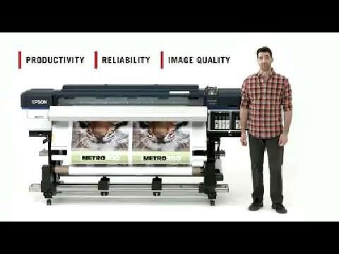 Epson SureColor S80600 Printer | Large Format | Printers | For Work