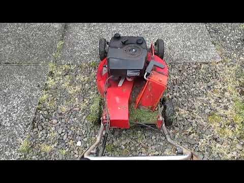 Lawn Mower Toro SP 53 (Made in 1988) - смотреть онлайн на