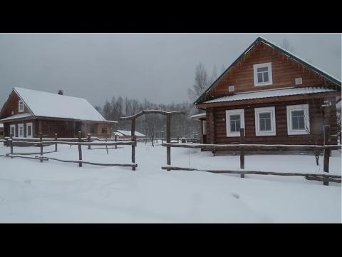 Путешествие в зимнюю сказку База Старый Сиг