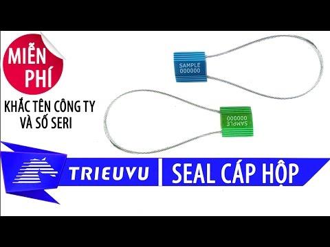seal niem phong cap hop vua seal