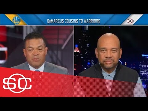 Michael Wilbon reacts to DeMarcus Cousins' deal with Golden State Warriors | SportsCenter | ESPN