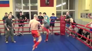 Открытый бой Тайский бокс