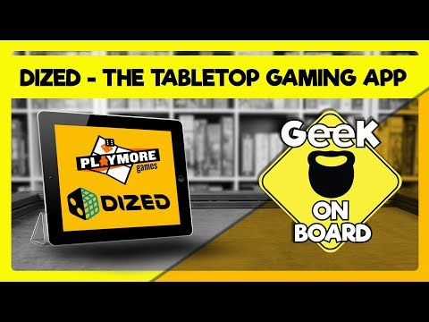 Dized - Tabletop Gaming App with Kingdomino