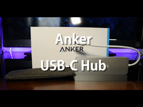 Anker USB-C Hub Review!