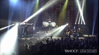 Raised By Wolves - Falling In Reverse Yahoo Live