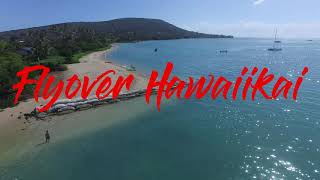 Flyover Hawaiikai Dji Phantom 3 Pro
