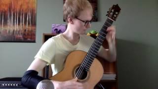 Fernando Sor, 24 Leçons Progressives, Op. 31, Nos. 1-12 - Michael Bemmels, Guitar