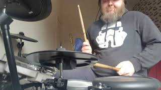 Black Lace - Agadoo (drum Cover)