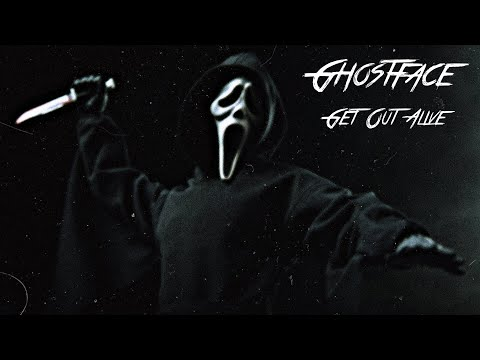 GhostFace Tribute || Get Out Alive - Three Days Grace