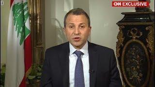 مازيكا وزير الخارجية اللبناني جبران باسيل: نريد عودة سعد الحريري وننتظره حتى الأربعاء تحميل MP3