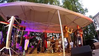Video Kapela NuBa - Vostrý boty live 13.9.2019, Jičín město pohádky