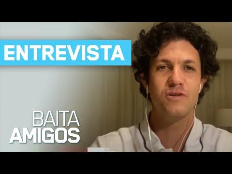MAURÍCIO BARBIERI, TREINADOR DO BRAGANTINO, PARTICIPA DO BAITA AMIGOS