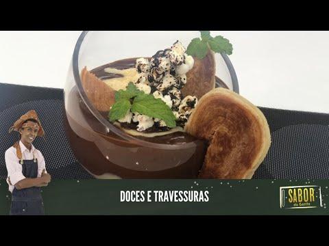 Doces e travessuras com o chef Rivandro França [Sabor da Gente exibido em 21/04/2021]