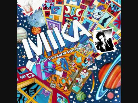 MIKA - Touches You (CD Version)